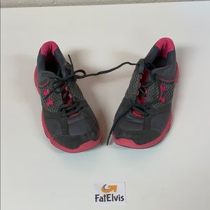 Under Armour shoes kids 4y